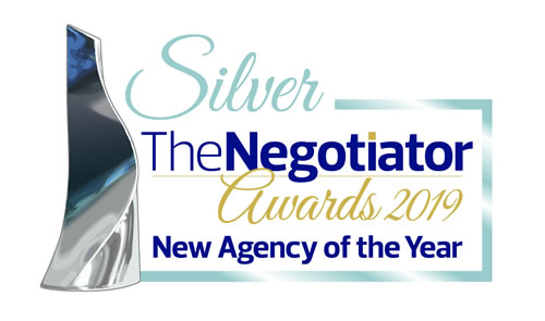 Negotiator Awards 2019 - Silver Award